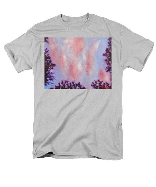 Evening Clouds Men's T-Shirt  (Regular Fit) by Jason Williamson