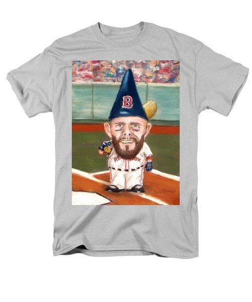 Fenway's Garden Gnome Men's T-Shirt  (Regular Fit) by Jack Skinner