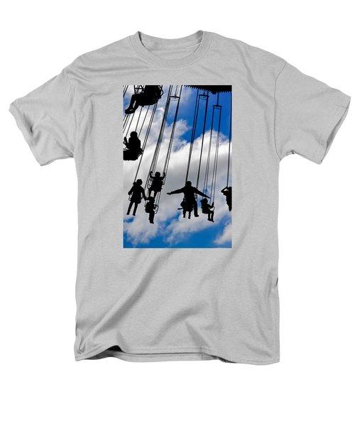 Flight Men's T-Shirt  (Regular Fit) by Caitlyn  Grasso