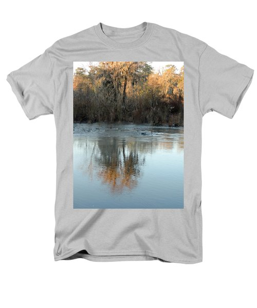 Men's T-Shirt  (Regular Fit) featuring the photograph Flint River 17 by Kim Pate