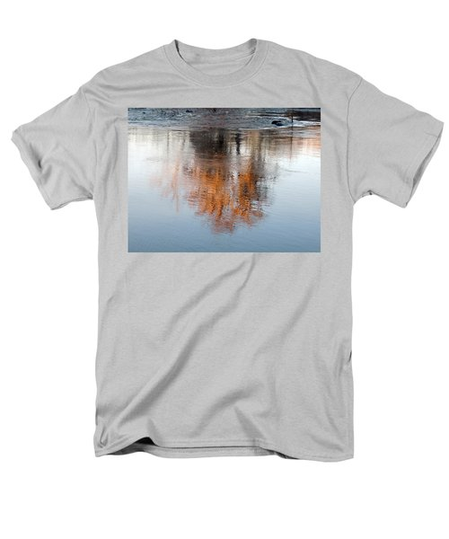 Men's T-Shirt  (Regular Fit) featuring the photograph Flint River 22 by Kim Pate