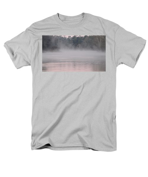 Men's T-Shirt  (Regular Fit) featuring the photograph Flint River 3 by Kim Pate