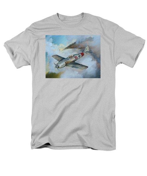 Focke Wulf Fw-190 Men's T-Shirt  (Regular Fit) by Stuart Swartz