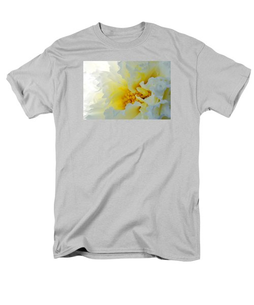 Men's T-Shirt  (Regular Fit) featuring the photograph Frilling by Wendy Wilton