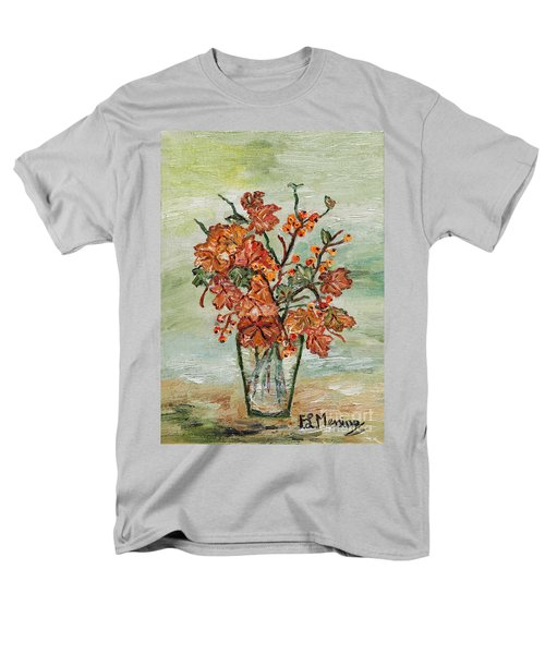 From The Garden Men's T-Shirt  (Regular Fit) by Loredana Messina