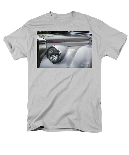 Men's T-Shirt  (Regular Fit) featuring the photograph Front Of A Rolls Royce by Gunter Nezhoda
