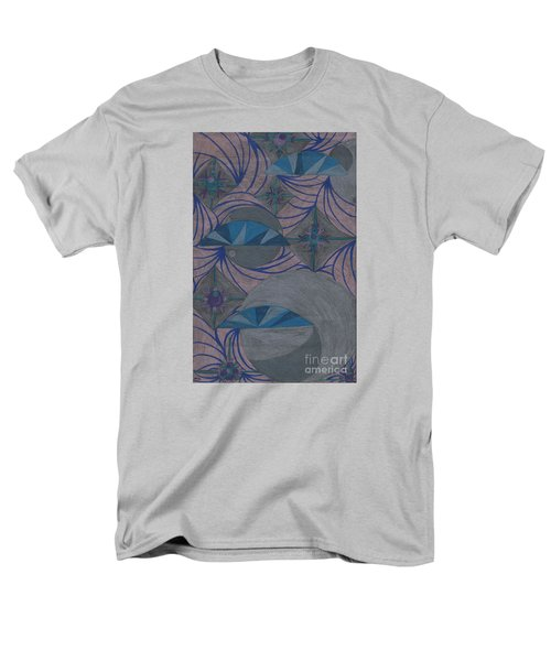 Men's T-Shirt  (Regular Fit) featuring the drawing Galactic by Kim Sy Ok