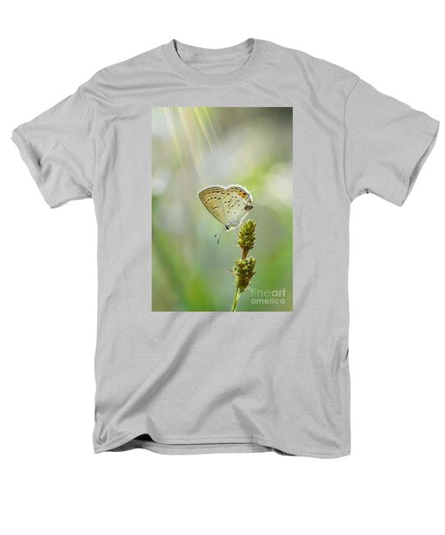 God's Love Shining Down Men's T-Shirt  (Regular Fit) by Debbie Green