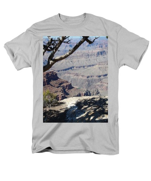Men's T-Shirt  (Regular Fit) featuring the photograph Grand Canyon by David S Reynolds
