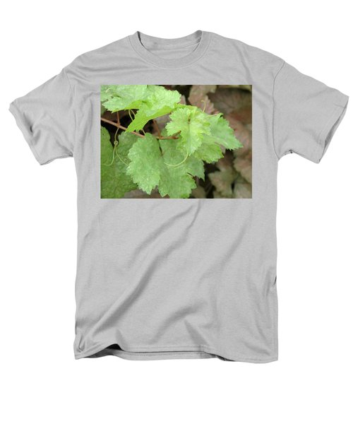 Grapevine Men's T-Shirt  (Regular Fit) by Laurel Powell