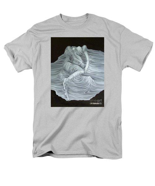 Greyish Revelation Men's T-Shirt  (Regular Fit) by Fei A