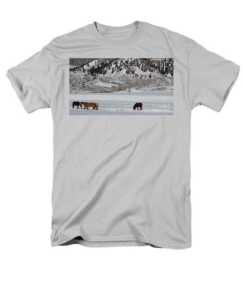 Men's T-Shirt  (Regular Fit) featuring the photograph Harmony by Fiona Kennard