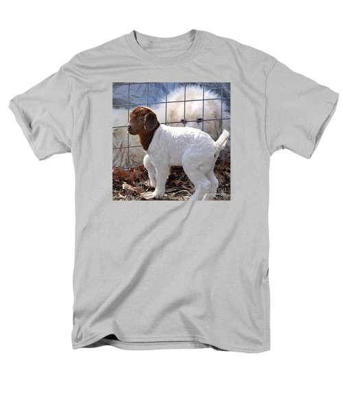 He Watches Over Me Men's T-Shirt  (Regular Fit) by Nava Thompson