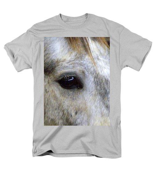 Men's T-Shirt  (Regular Fit) featuring the photograph His Spirit Was Stolen by John Glass