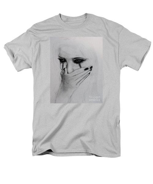 Hurt Men's T-Shirt  (Regular Fit) by Michael Cross