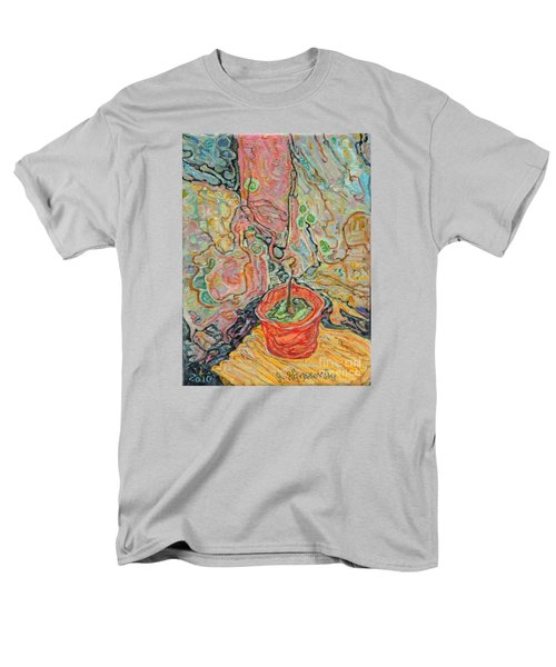 Ikebana Men's T-Shirt  (Regular Fit) by Anna Yurasovsky