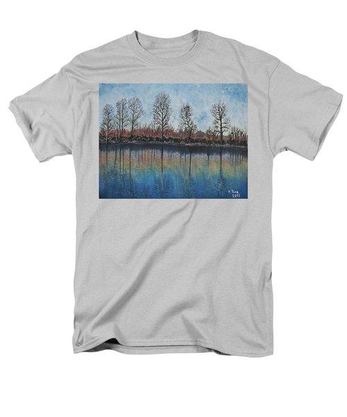 Impressions  Men's T-Shirt  (Regular Fit) by Felicia Tica
