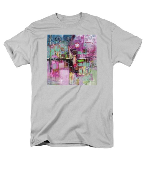 Impromptu Men's T-Shirt  (Regular Fit) by Michelle Abrams