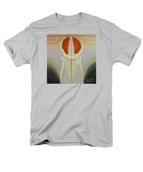 In Good Hands Men's T-Shirt  (Regular Fit) by John Stuart Webbstock