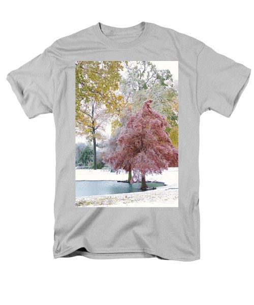 Its Beginning To Look A Lot Like Christmas Men's T-Shirt  (Regular Fit) by Robert ONeil