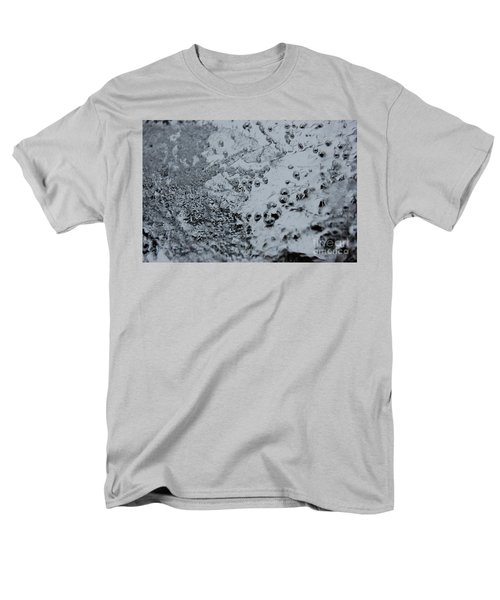 Men's T-Shirt  (Regular Fit) featuring the photograph Jammer Abstract 008 by First Star Art