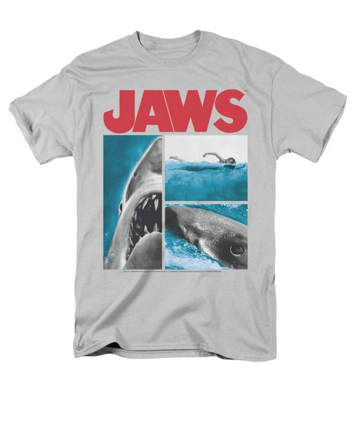 Jaws - Instajaws Men's T-Shirt  (Regular Fit) by Brand A