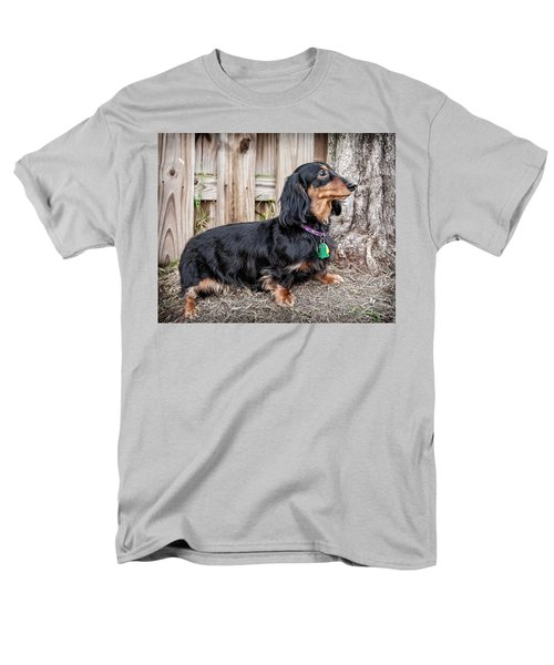 Men's T-Shirt  (Regular Fit) featuring the photograph Katie by Jim Thompson