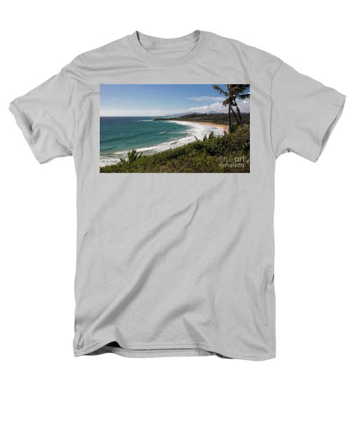 Kauai Surf Men's T-Shirt  (Regular Fit) by Suzanne Luft