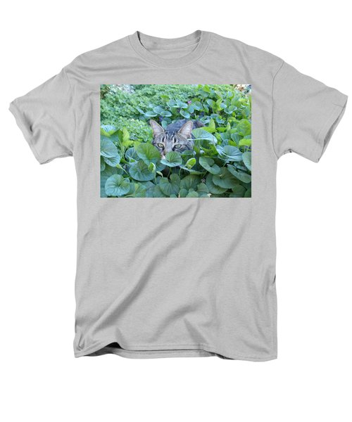 Keeping An Eye On You Men's T-Shirt  (Regular Fit) by David S Reynolds