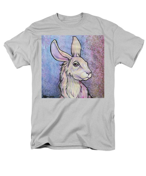Lagos The Noble Hare Men's T-Shirt  (Regular Fit) by Karon Melillo DeVega
