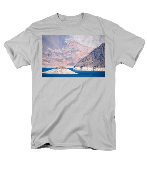 Men's T-Shirt  (Regular Fit) featuring the photograph Lake Mead National Recreation Area by John Schneider