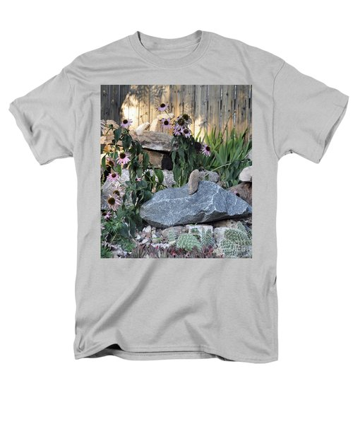 Landscape Formations Men's T-Shirt  (Regular Fit) by Minnie Lippiatt