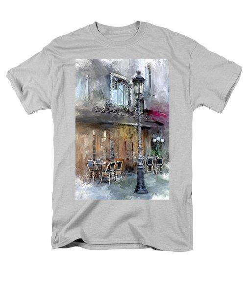 Le Petit Paris Men's T-Shirt  (Regular Fit) by Evie Carrier