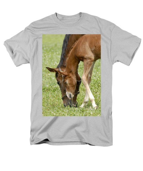 Men's T-Shirt  (Regular Fit) featuring the photograph Lessons From Mom by Sami Martin