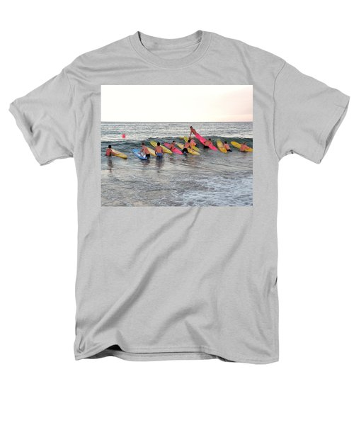 Lifeguard Competition Men's T-Shirt  (Regular Fit)