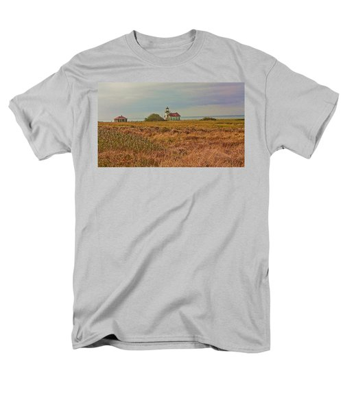 Lighthouse Men's T-Shirt  (Regular Fit) by Brian Williamson