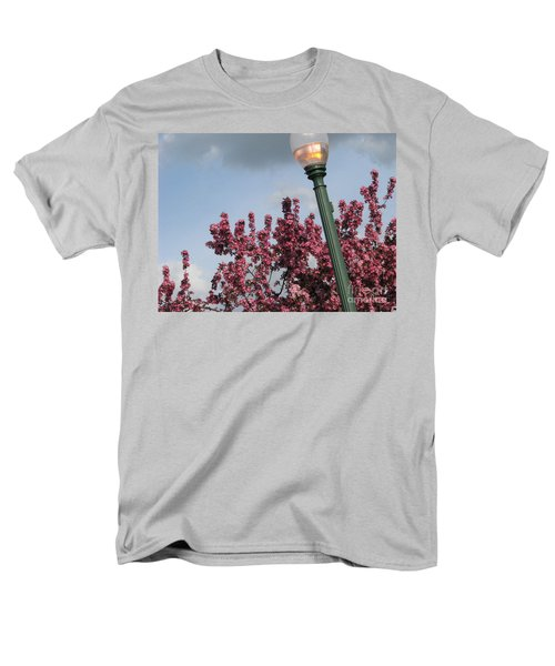 Men's T-Shirt  (Regular Fit) featuring the photograph Lighting Up The Day by Michael Krek