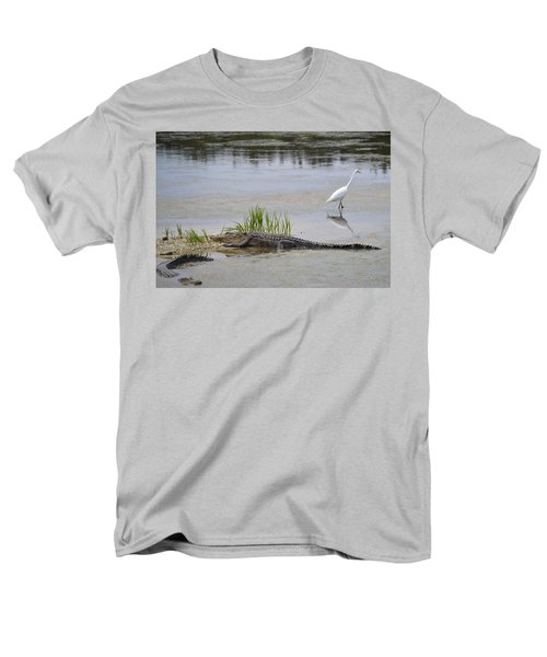 Living In Harmony Men's T-Shirt  (Regular Fit) by Judith Morris