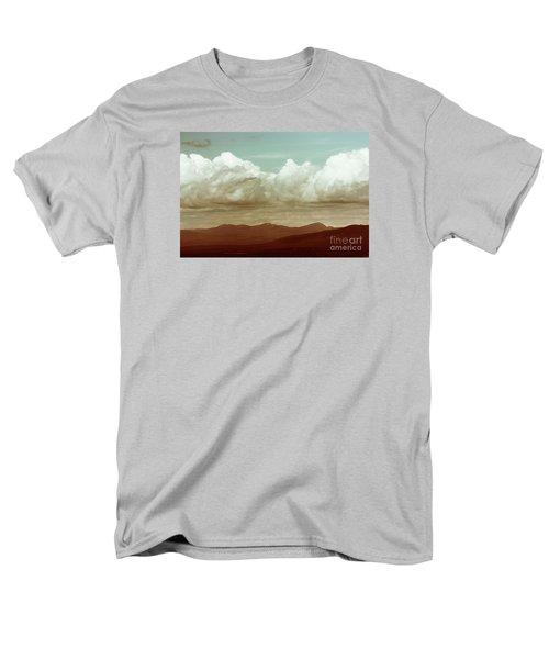 Men's T-Shirt  (Regular Fit) featuring the photograph Long Horizon by Dana DiPasquale