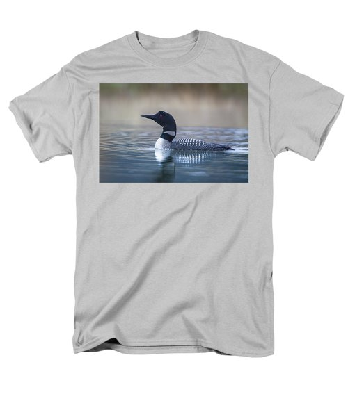 Men's T-Shirt  (Regular Fit) featuring the photograph Loon by Jack Bell