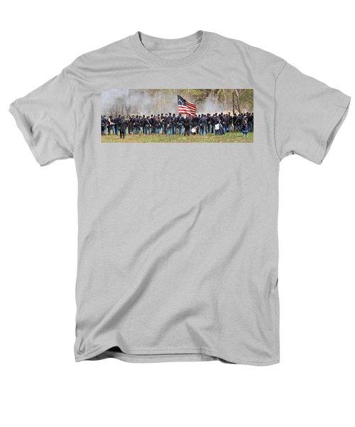 Lovely Flag Men's T-Shirt  (Regular Fit) by Alice Gipson