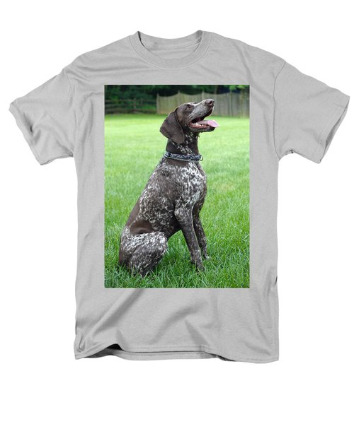 Men's T-Shirt  (Regular Fit) featuring the photograph Maggie by Lisa Phillips
