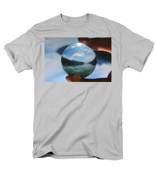 Magic In The Air Men's T-Shirt  (Regular Fit) by Cathie Douglas