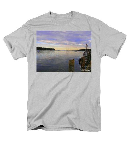 Majestic Sunrise Men's T-Shirt  (Regular Fit) by Elizabeth Dow
