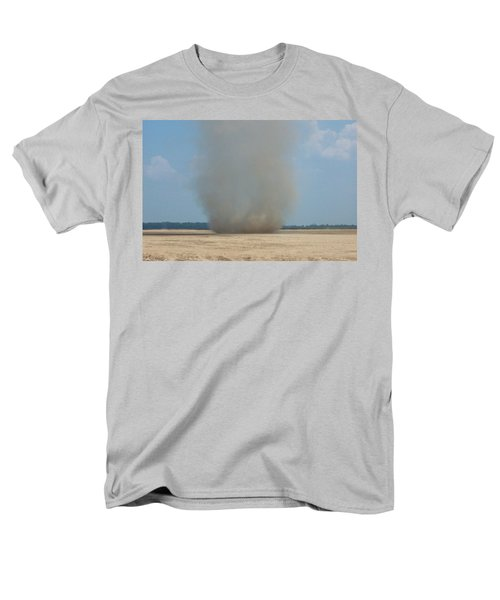 Mississippi Dust Devil Men's T-Shirt  (Regular Fit) by Fortunate Findings Shirley Dickerson