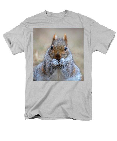 Mister Whiskers Men's T-Shirt  (Regular Fit) by Amy Porter