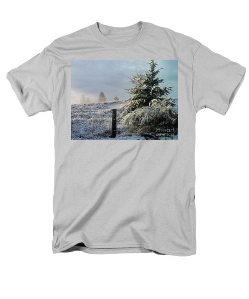 Moment Of Peace Men's T-Shirt  (Regular Fit) by Rory Sagner