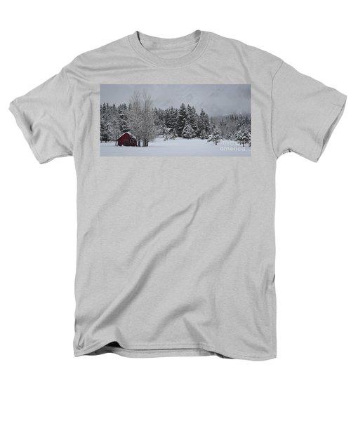 Montana Morning Men's T-Shirt  (Regular Fit) by Diane Bohna