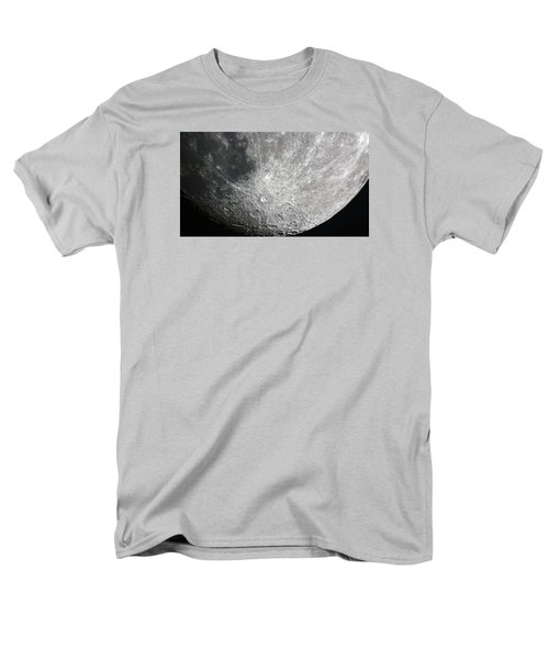 Moon Hi Contrast Men's T-Shirt  (Regular Fit) by Greg Reed