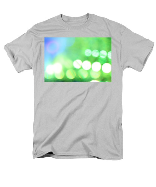 Men's T-Shirt  (Regular Fit) featuring the photograph Morning Dew by Dazzle Zazz